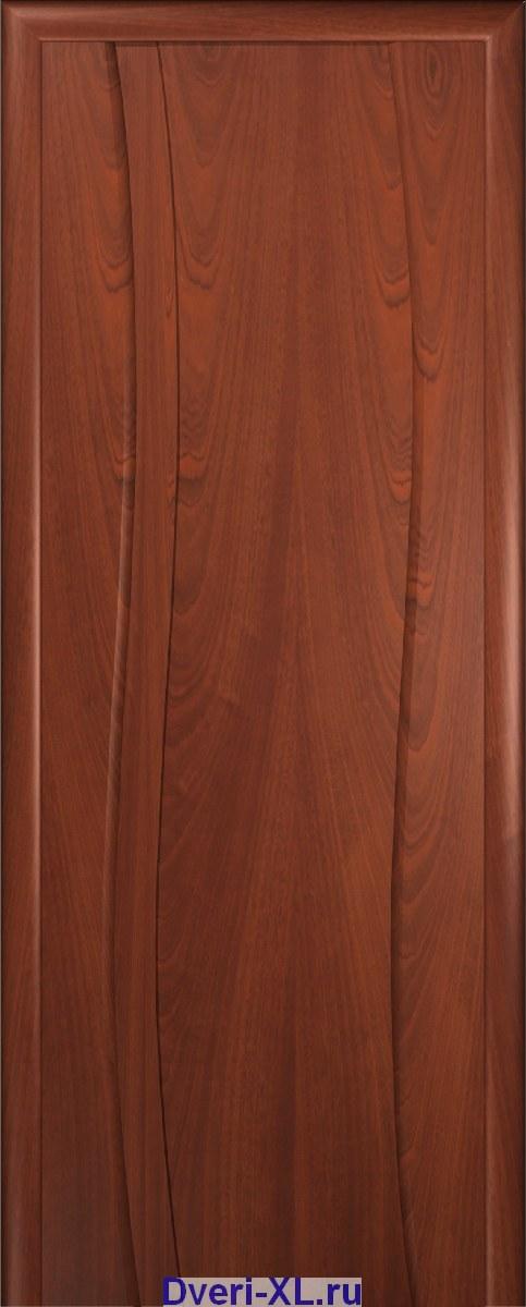 Грация-1, красное дерево, глухое